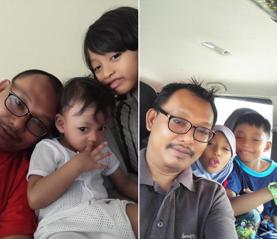 12 Foto Selfie Menerusi Huawei Honor 7