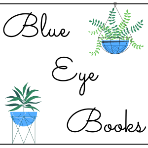 Blue Eye Books Button