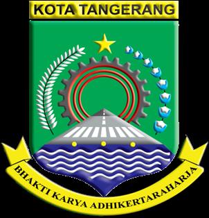 LOGO KOTA TANGERANG   Gambar Logo