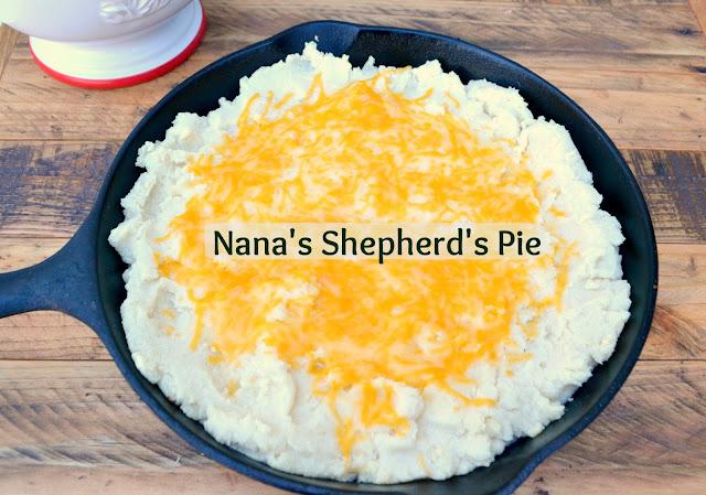 Comfort food: Shepherd's Pie Recipe