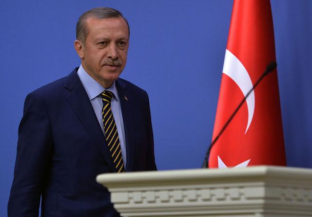 Συνεχίζει απτόητος τις προκλήσεις ο τούρκος πρόεδρος