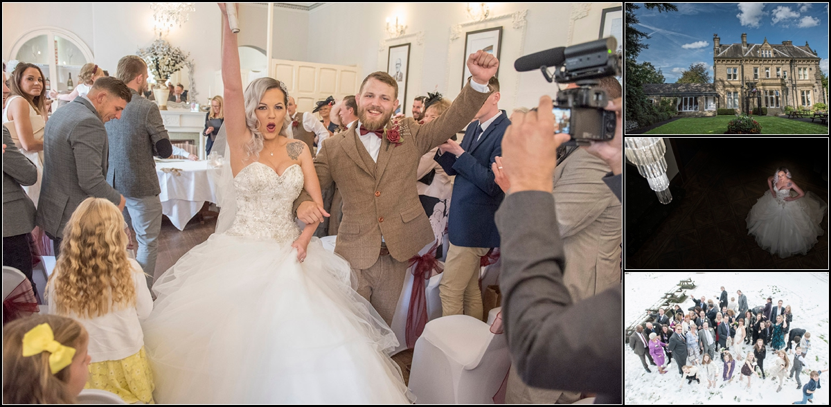 Durker Roods Huddersfield Wedding Photography
