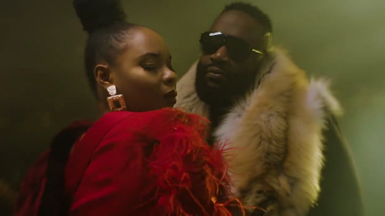 Video Yemi Alade Ft Rick Ross Oh My Gosh Remix Download Mp4
