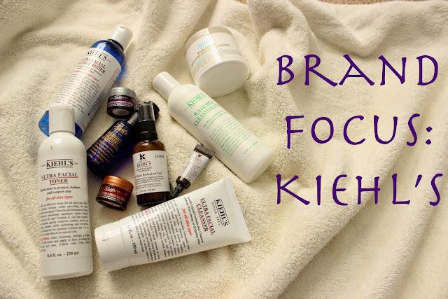kiehl's brand focus