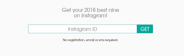 Cara Membuat Best Nine di Instagram Sering Dicari