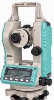 Tips Membeli 1 set Theodolite Nikon NE 100Series  original dengan harga murah