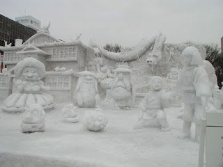 Five Places to See Snowfall in this Winter | Sapporo Snow Festival