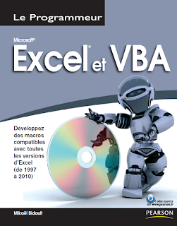Télécharger Gratuitement le livre [ Excel et VBA ]