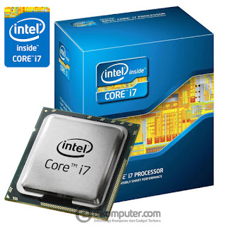 Processor komputer dekstop intel core i7