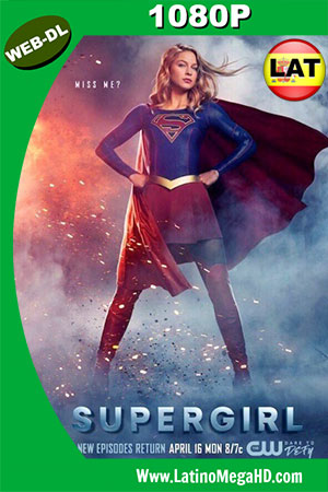 Supergirl (Serie de TV) (2016) Temporada 2 Latino WEB-DL 1080P ()