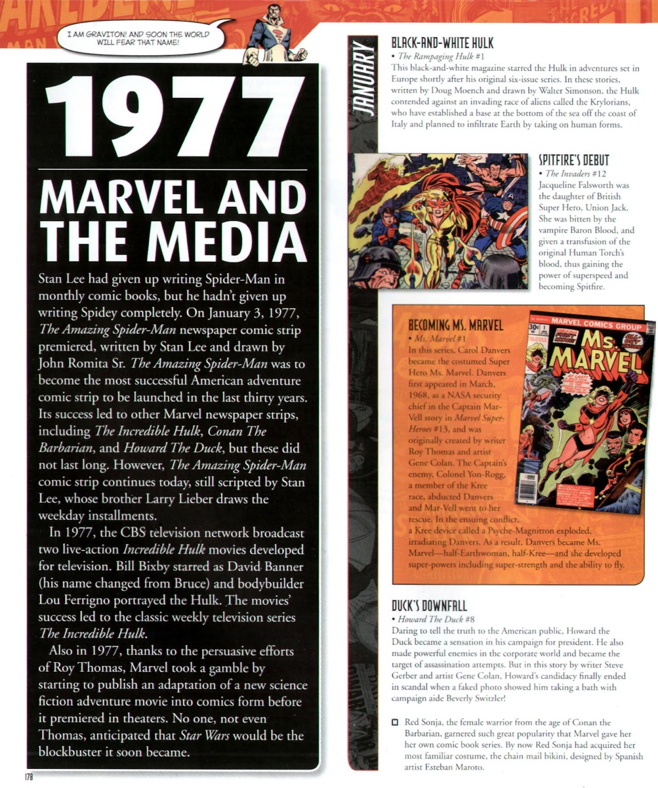 Read online Marvel Chronicle comic -  Issue # TPB (Part 2) - 68