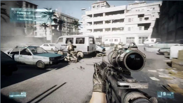 Battlefield 3 PC Full Version Screenshot 3