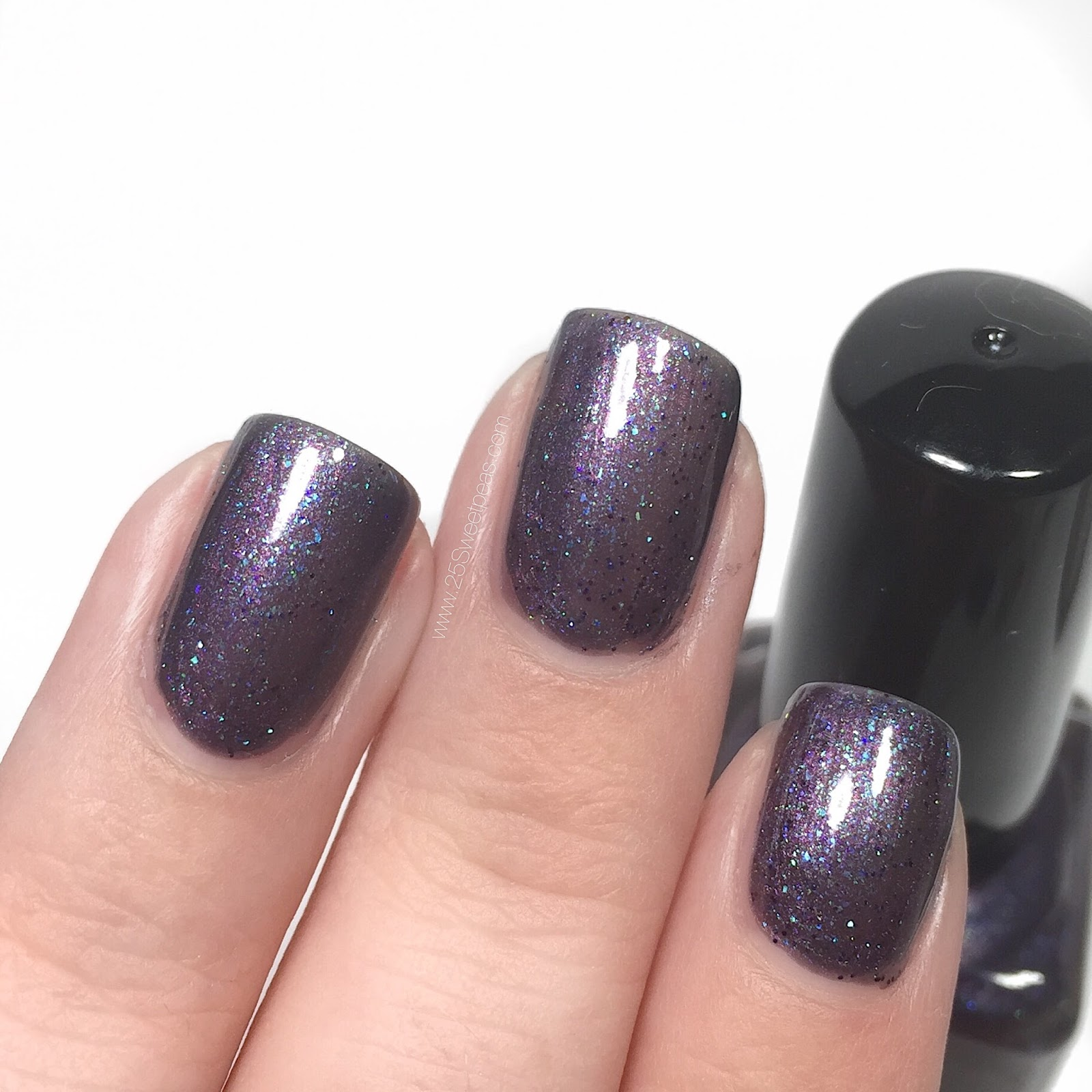 Smokey Mountain Lacquer Midnight Train to Georgia