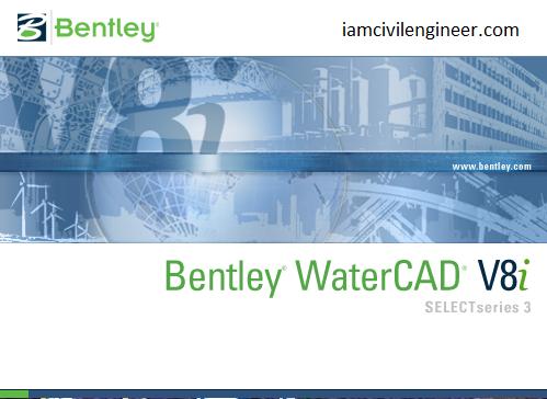 Download Bentley Water Cad V8i Full Civil Engineering Blog