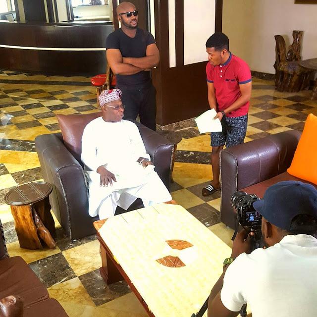 obasanjo nollywood movie