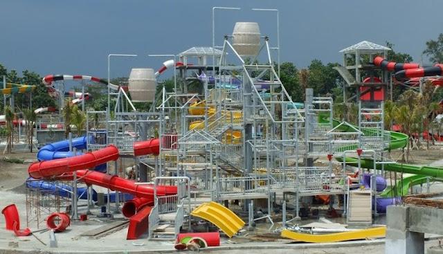 Harga Ticket Masuk Kolam Renang Jogja Bay Waterpark