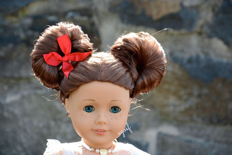 Admirable Cute American Girl Doll Hairstyles Trends Hairstyle Short Hairstyles Gunalazisus