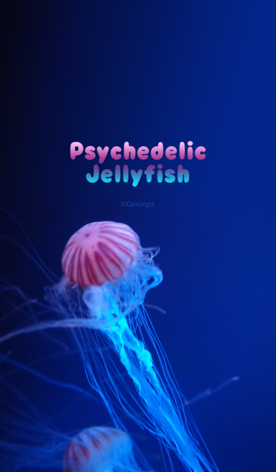Psychedelic Jellyfish