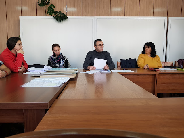 Отчетно Общо събрание на БЧК - гр. Доспат се проведе днес
