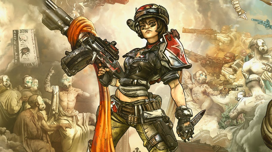 Moze Borderlands 3 4k Wallpaper 3 617