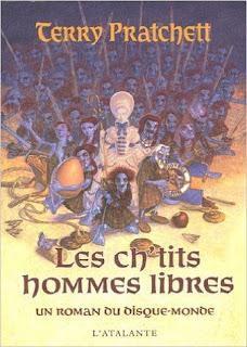 Les ch'tits hommes libres  - Romans du Disque-Monde (T02) de Terry Pratchett