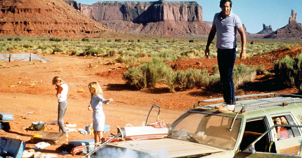 Movie Review: National Lampoon's Vacation (1983) | The Ace ...