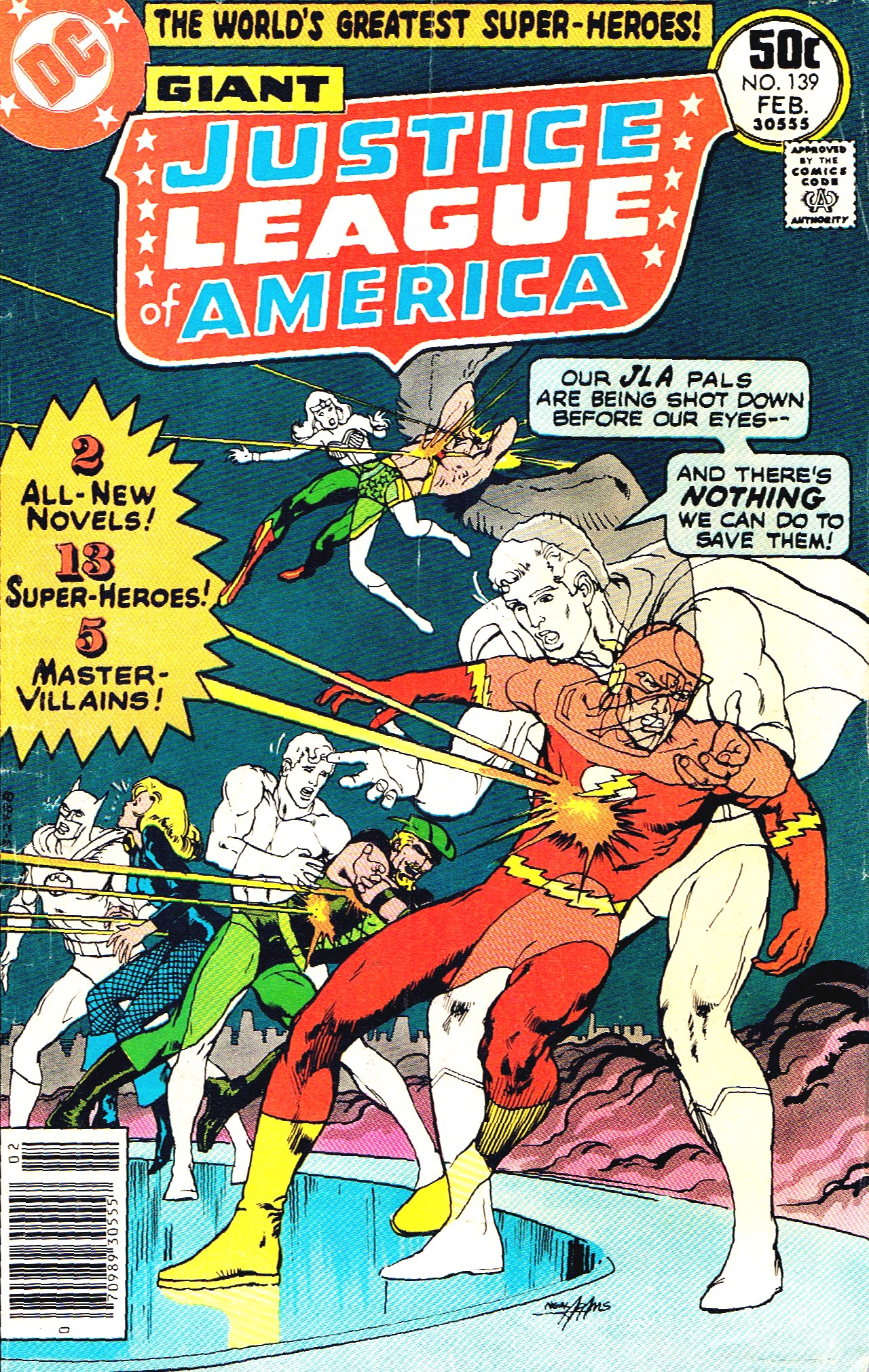 Justice League of America (1960) 139 Page 1