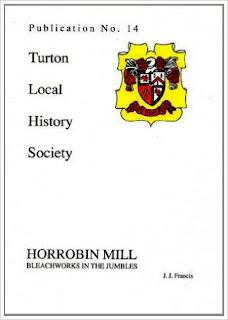 Turton Local History Society #14 - Horrobin Mill