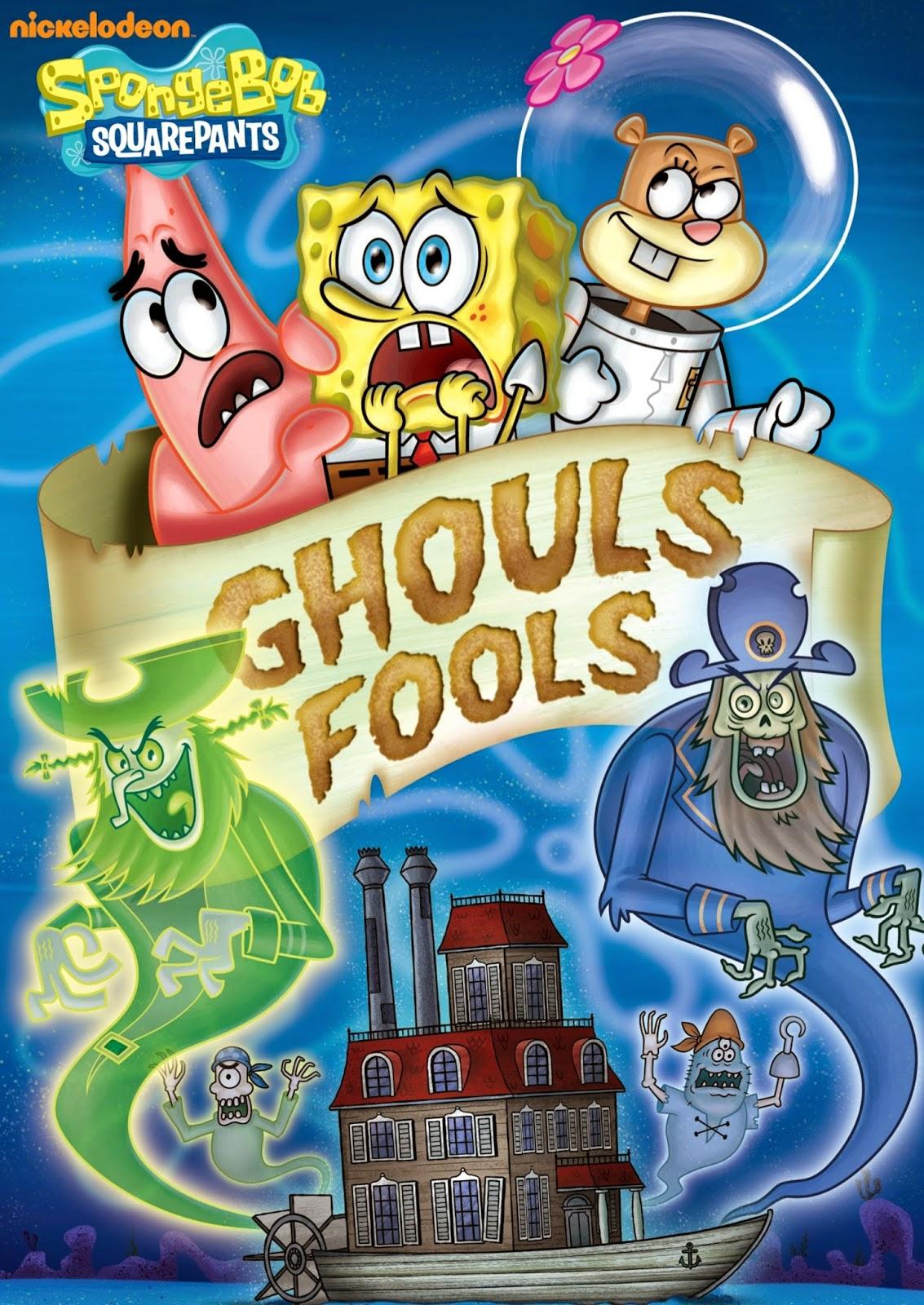 Nickelodeon Halloween Dvd Roundup Giveaway Mommy S