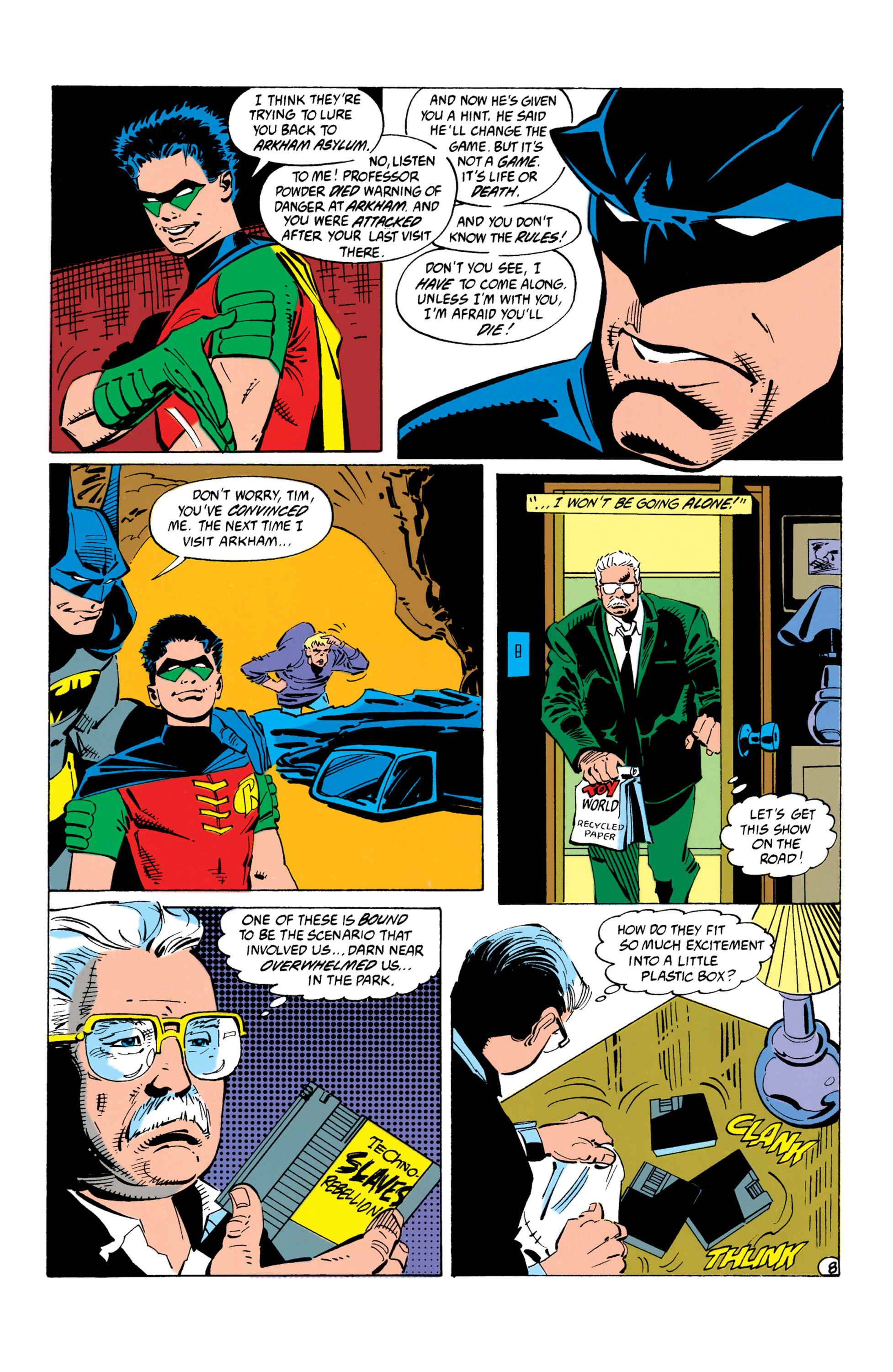 Detective Comics (1937) 636 Page 7