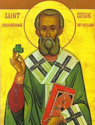 St. Patrick, Pray for Ireland