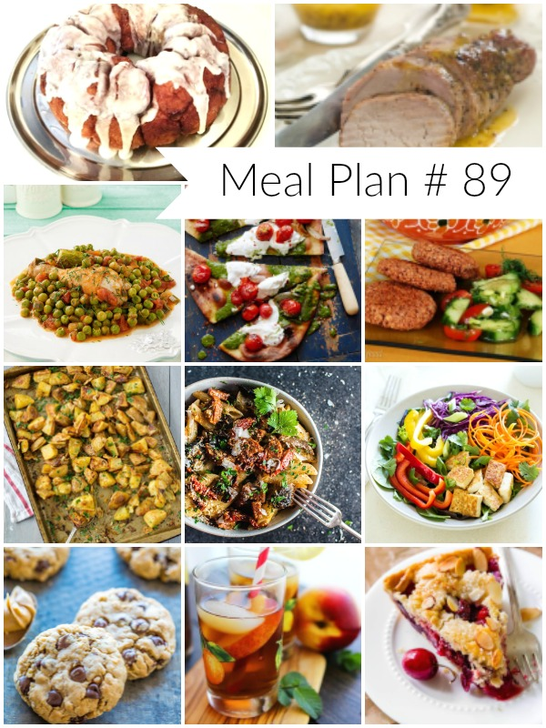 Weekly Meal Plan #89 - Ioanna's Notebook