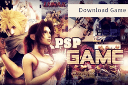 Cara Download Game PSP (PPSSPP) ISO/CSO 2019