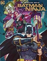 pelicula Batman Ninja  (2018)