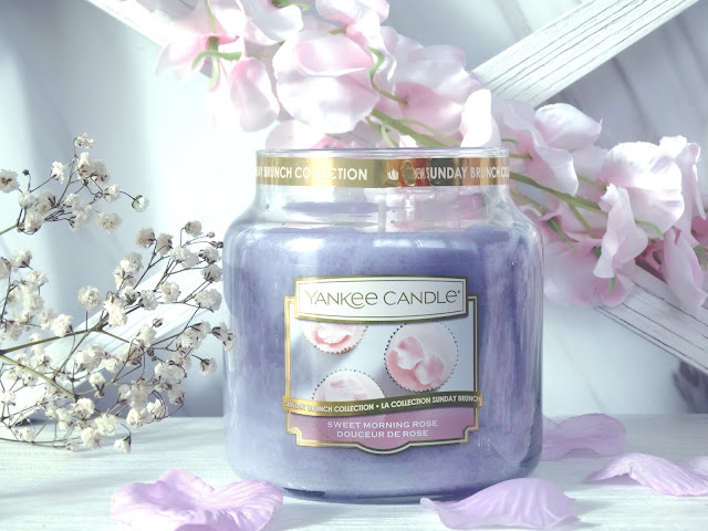 Avis Yankee Candle Sunday Brunch Douceur de Rose Sweet Morning Rose