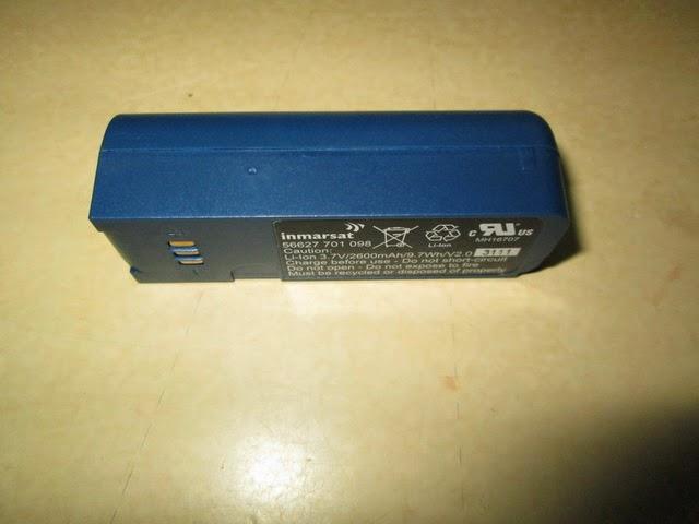 baterai hape satelit Inmarsat original