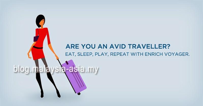 Enrich Voyager Facebook Game Malaysia