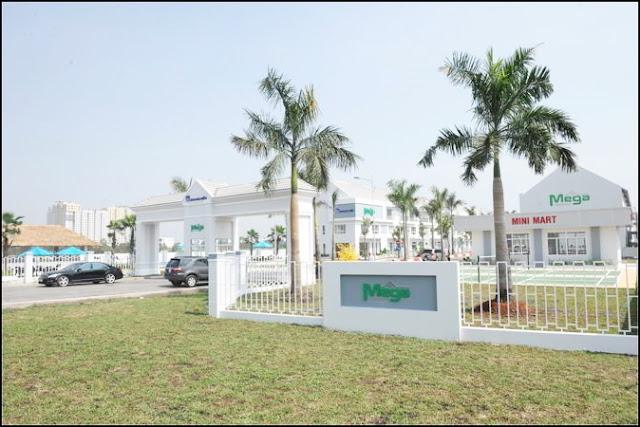 Cho thuê nhà phố biệt thự Mega Residence Khang Điền Quận 9