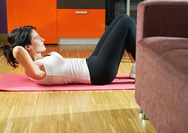Tips Olahraga Sebelum Tidur