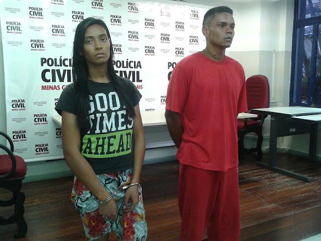 Investigação resulta em prisão de dupla suspeita de matar jovem com punhal
