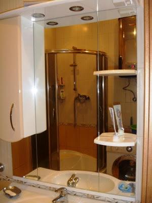 1-комнатные апартаменты отельного комплекса в Семидворье (вариант 8)