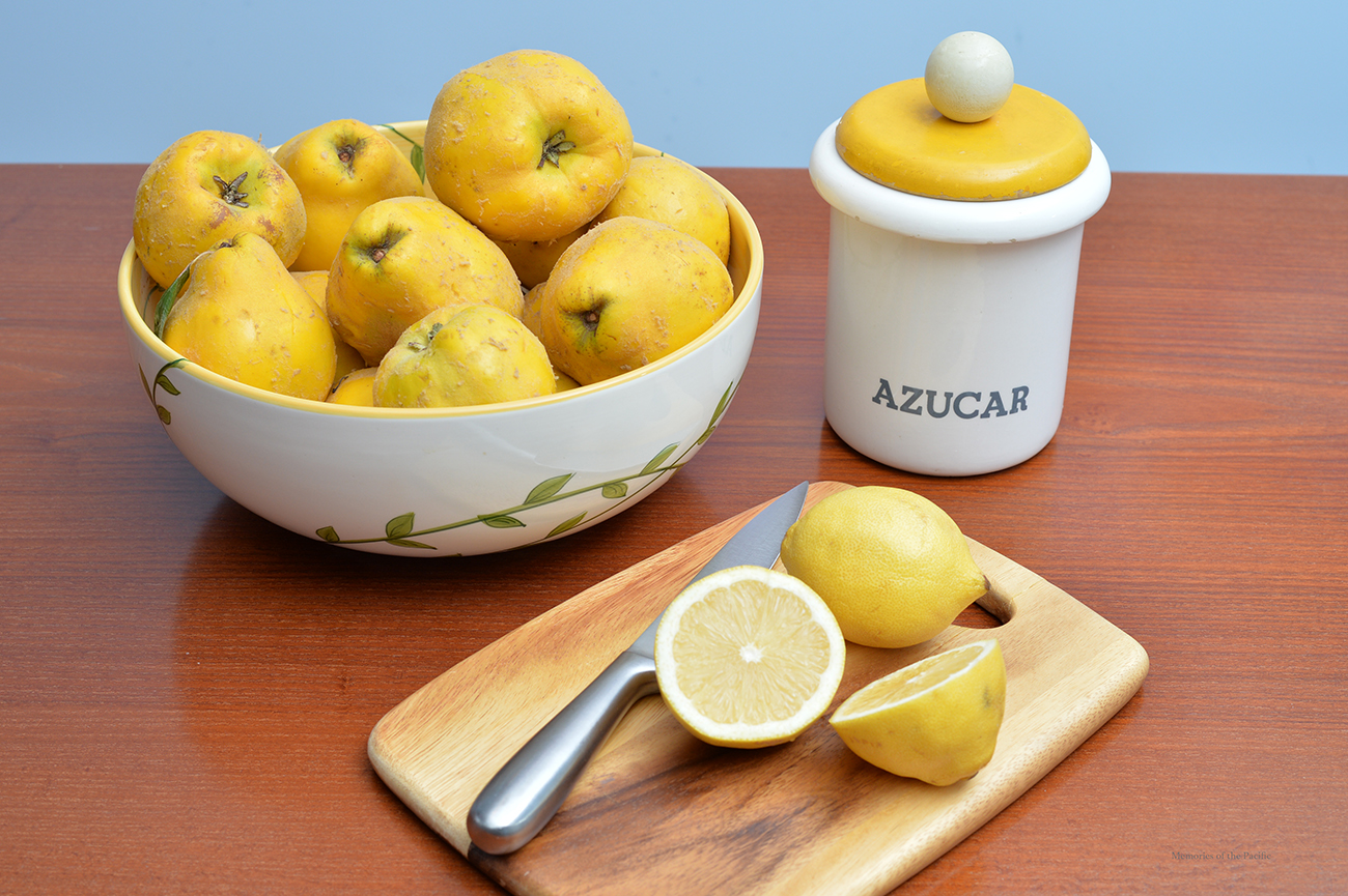 quince membrillo recipe spain tapas snack