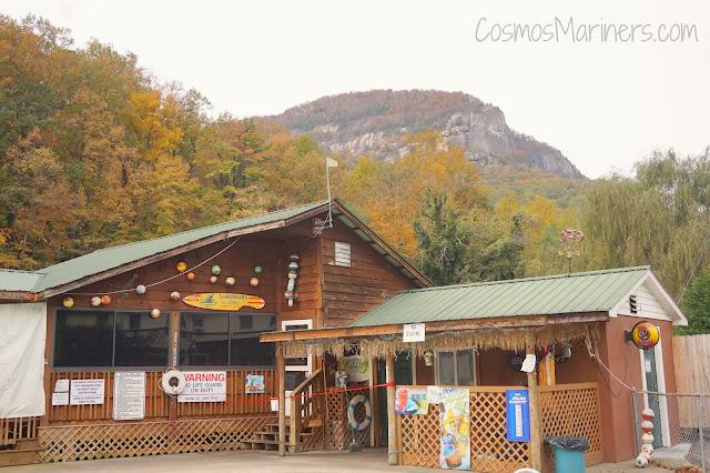 Geneva Riverside Motel, Lake Lure, NC | CosmosMariners.com