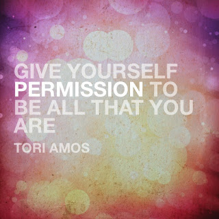 Give yourself permission to succeed