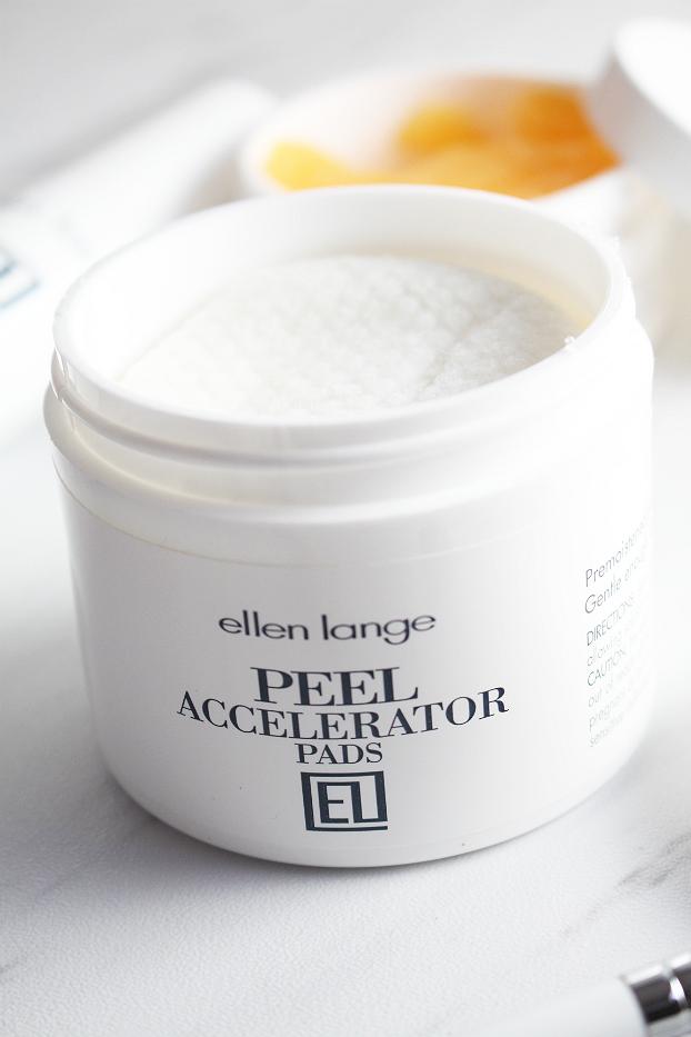 what is glycolic acid, Ellen Lange Retexturizing Peel review