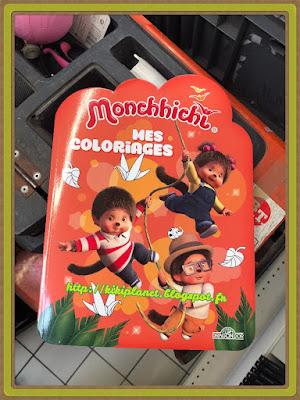 monchhichi la tribu kiki technicolor tf1 replay livres coloriages histoires roman kiki singe enfant dessin