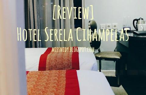 [Review] Hotel Serela Cihampelas Bandung