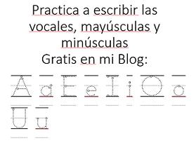 Hurray Pre-K: Escribiendo las vocales