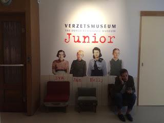 Amsterdam Dutch Resistance Museum Junior