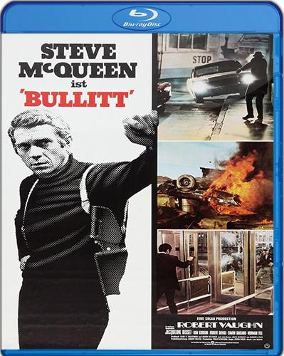 Bullitt [1968] [BD25] [Español]